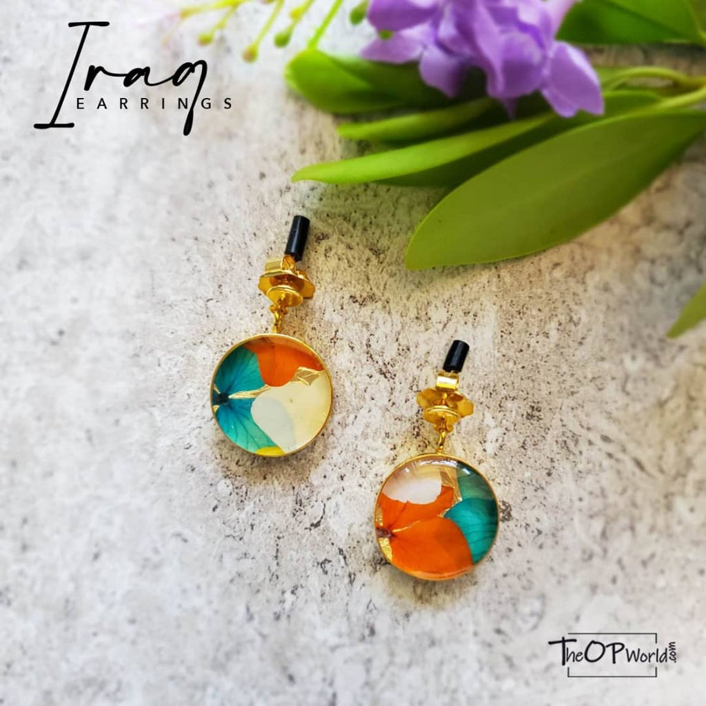 IRAQ earrings