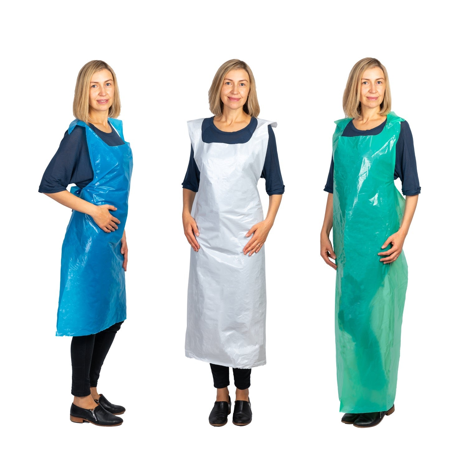 PPE Heavy Duty Disposable Aprons