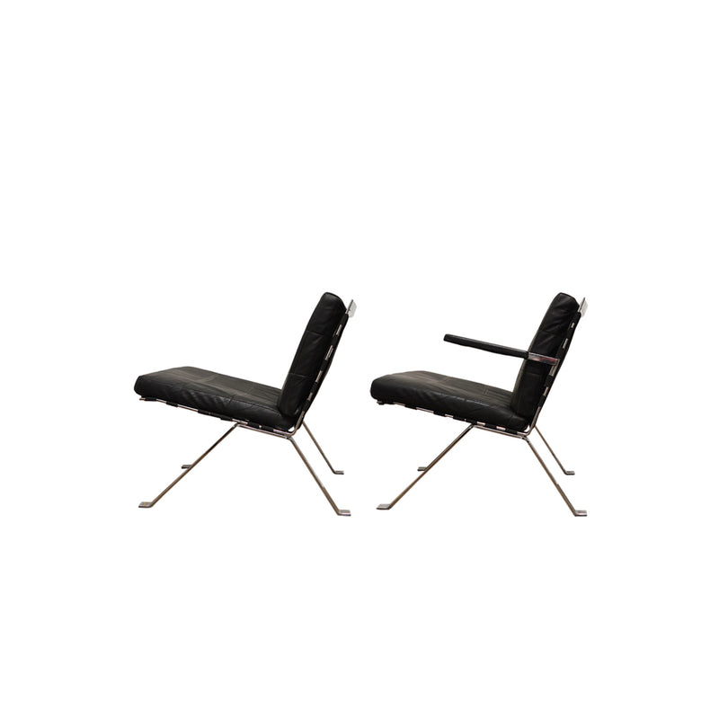 Armchairs by Hans Eichenberger, 1966