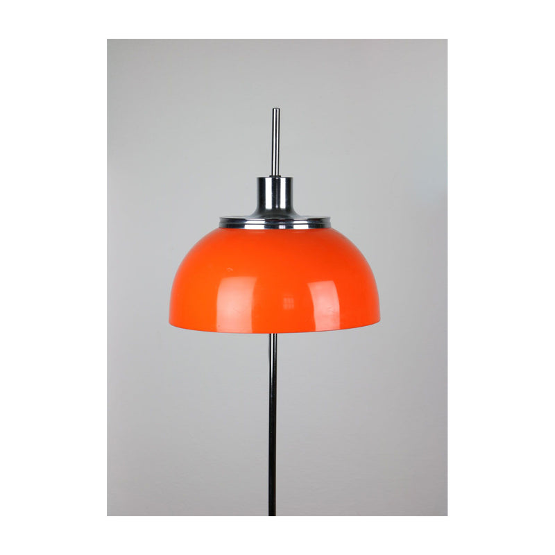 Floor Lamp Vintage Italian Faro From Guzzini, 1970s