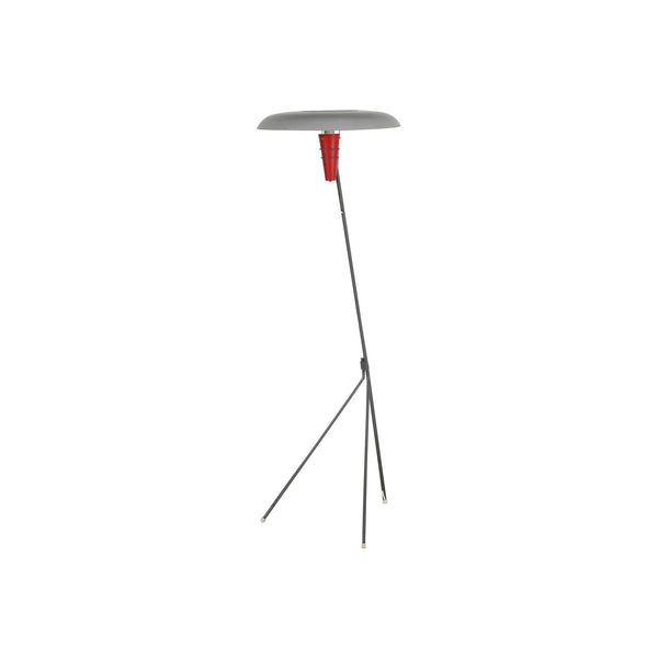 Floor Lamp for Philips, Louis Kalff 'nx38' Netherlands 1950