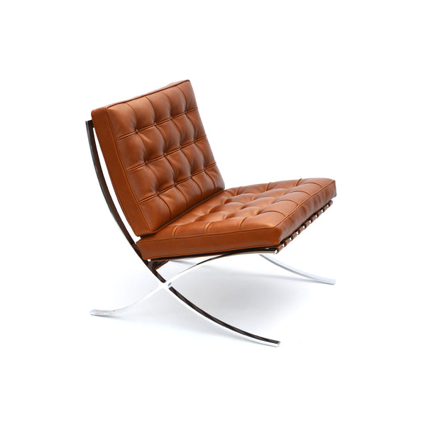 Vintage Knoll Barcelona Chair Mies Van Der Rohe