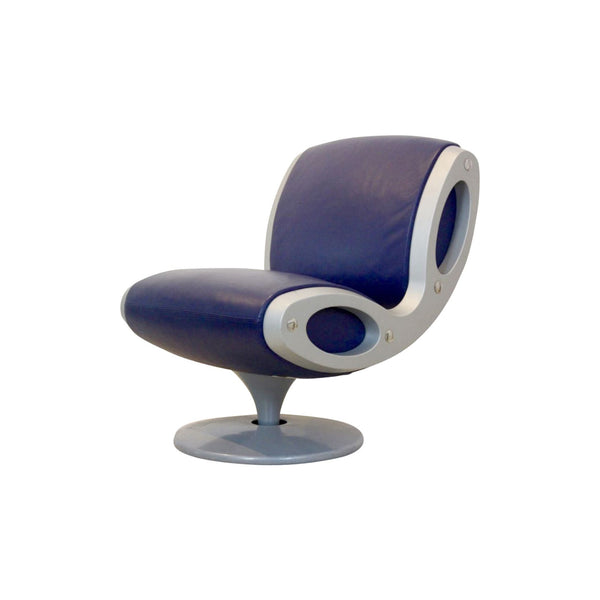 Vintage Marc Newson Gluon Swivel Chair by Moroso