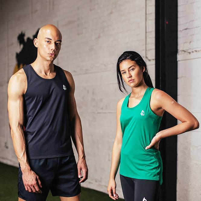 Fitness Clothing Features