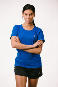 Ocean Blue Training Shirt