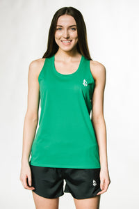 Emerald Green Training Tank