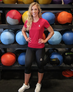 Ethical Fashion Activewear Fair Trade Fitness Clothes. Ethically Made and Sustainable Fitness Shirt