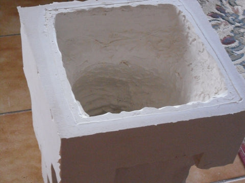 Mould making - New Mould.