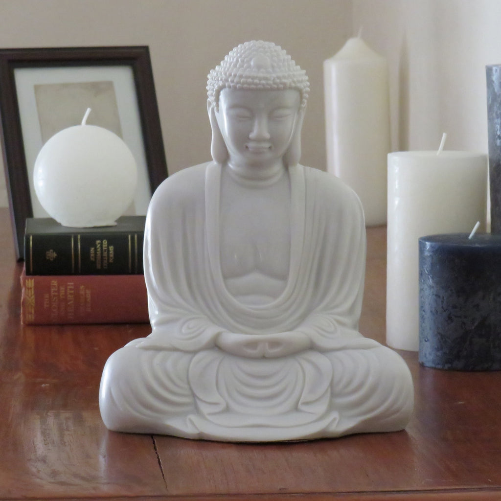Classic Buddha Displayed Indoors