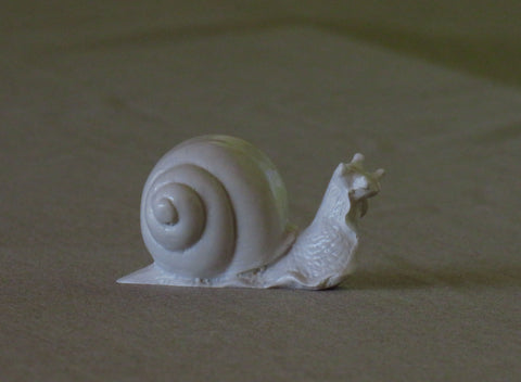 Medium Snail in Marble