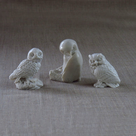 Set of Small Owls Set A