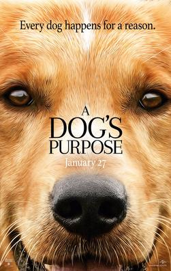 A Dog's Purpose:  Movie Review