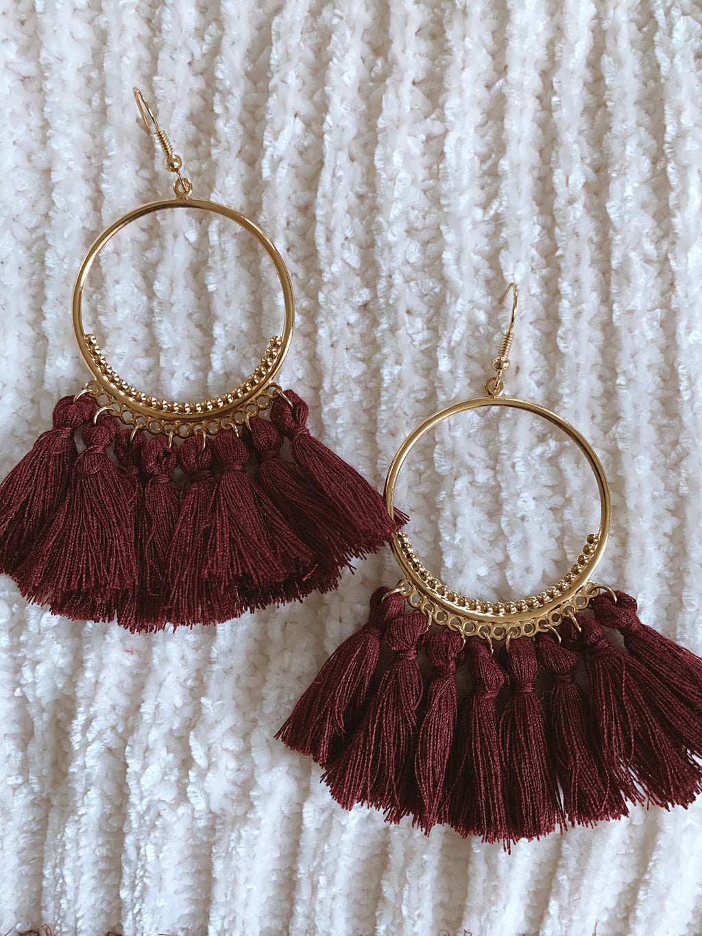 Tassels (Multiple Colors) - Talay Jewelry