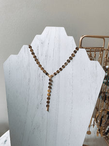 Orion's Belt Lariat - Talay Jewelry
