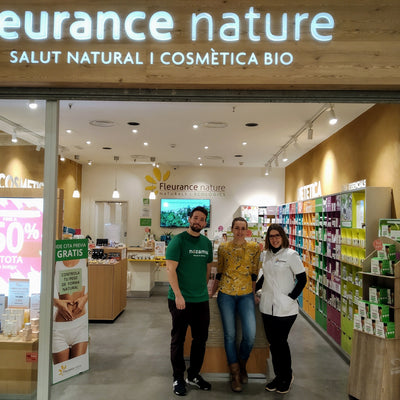 Fleurance Nature and Nozama work together to improve sustainability