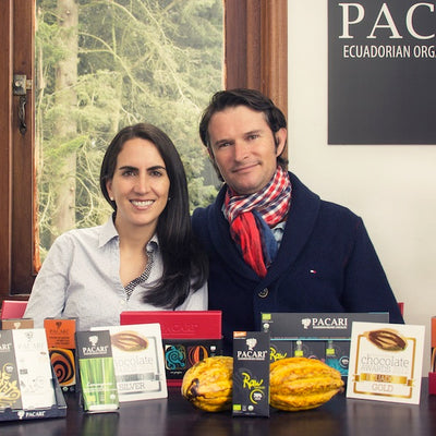 Pacari chocolate: from tree to bar, collaborates with Nozama for sustainability