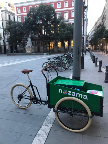 Bici sostenible Nozama.Green