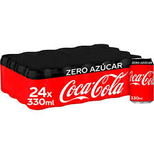 COCA-COLA Refresco de cola zero (24 x 0.33L) - NOZAMA.GREEN