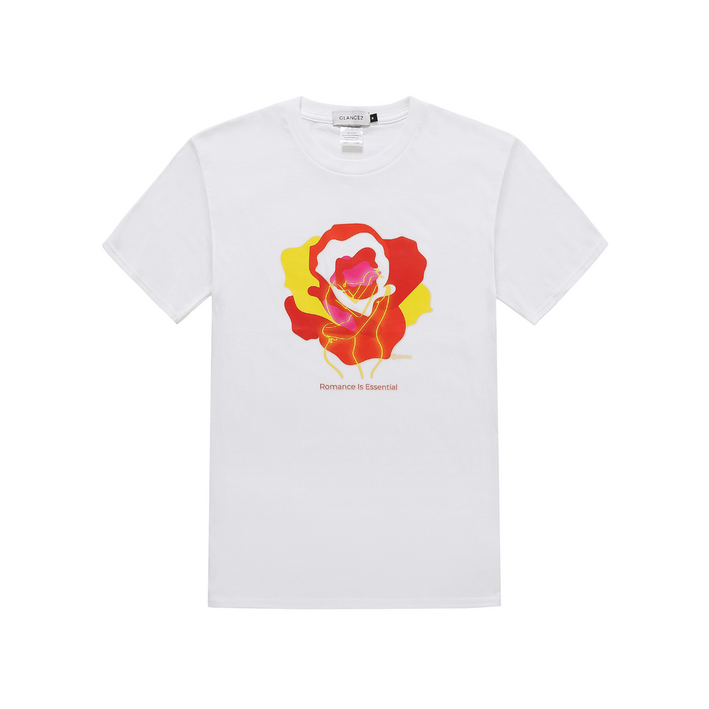 Original Romance T-shirt In White