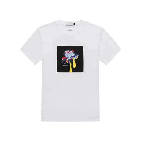 Original I Love You T-shirt In White