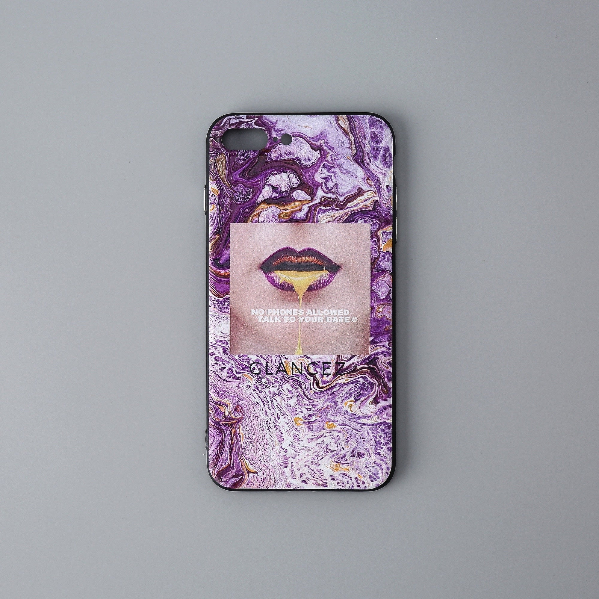 Original No Phone Allowed iPhone Case