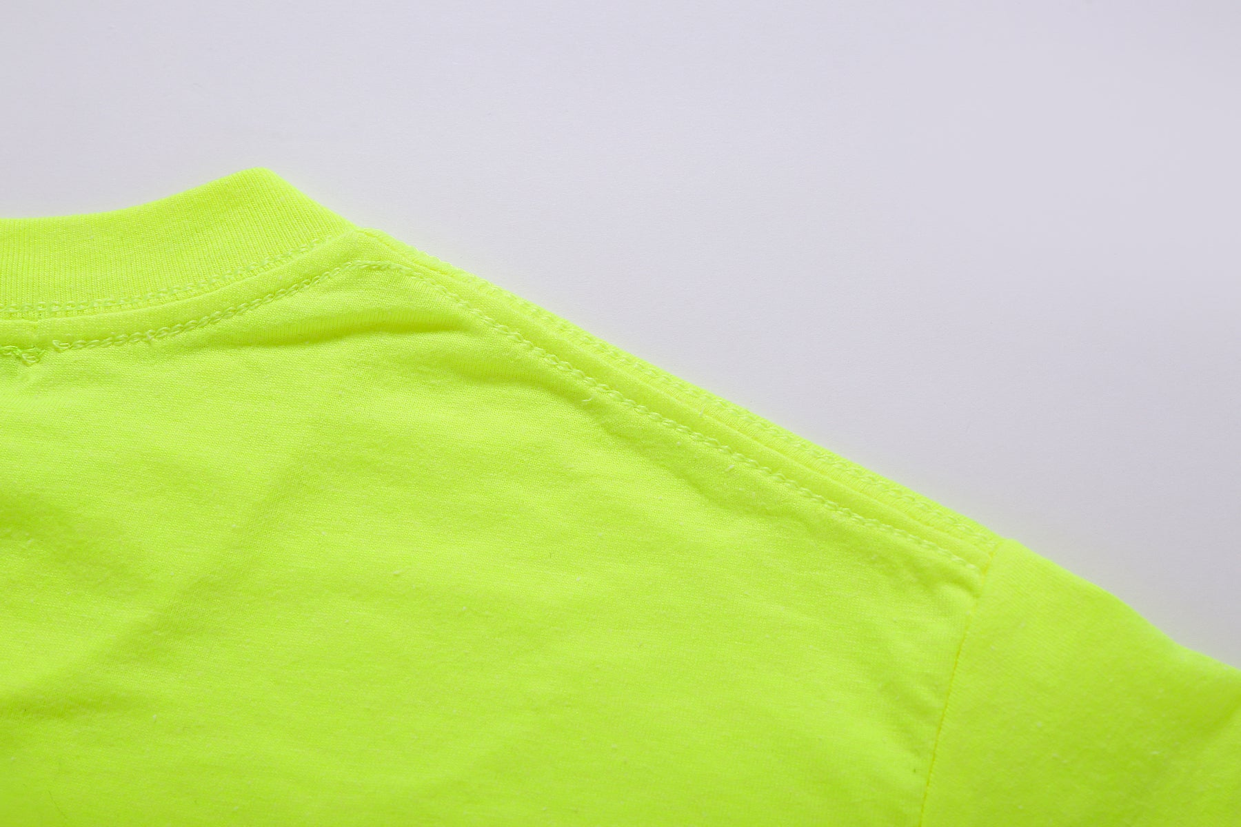 Original No Phone Allowed T-shirt In Neon Yellow