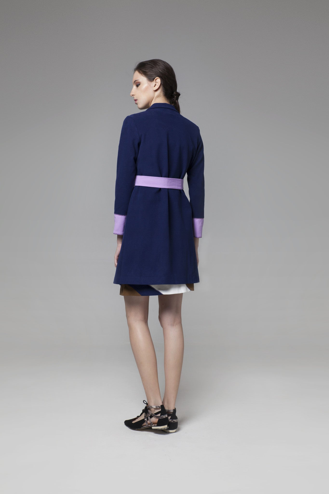 Contrast Coat - GlanceZ   - 3