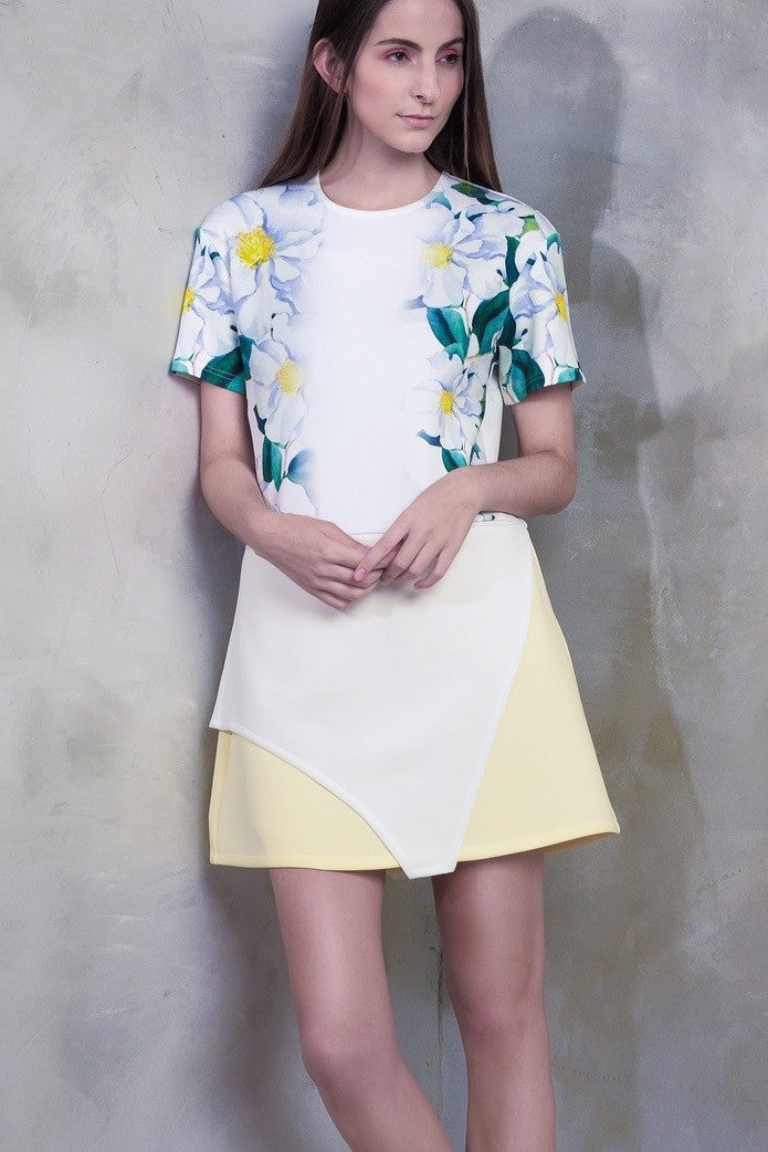 Peonies Pockets Dress - GlanceZ   - 4