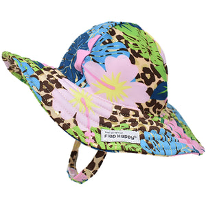 (NEW) UPF 50+ Summer Splash Swim Hat