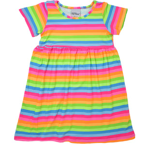 (NEW) UPF 50+ Laya Short Sleeve Tee Dress