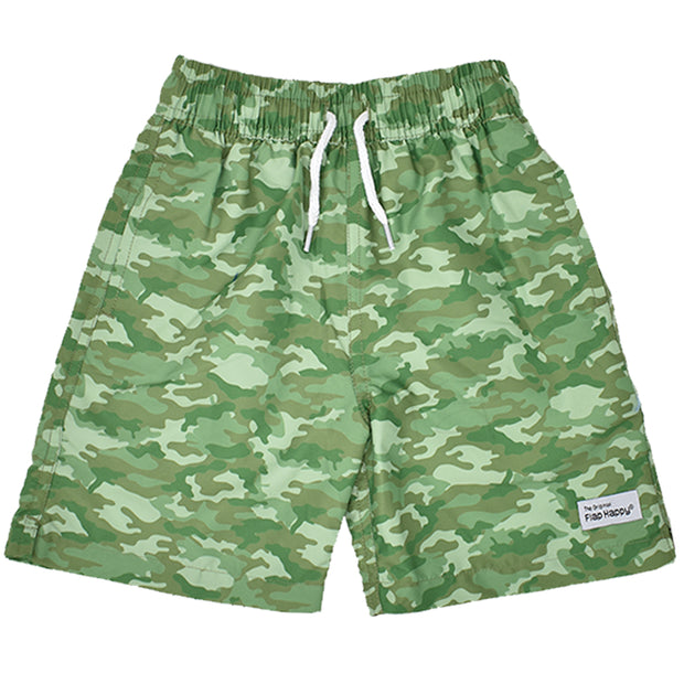 (NEW) UPF 50+ Wesley Swim Trunks with Mesh Liner (50% Recycled) 1