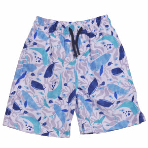 UPF 50+ Wesley Swim Trunks with Mesh Liner (50% Recycled)