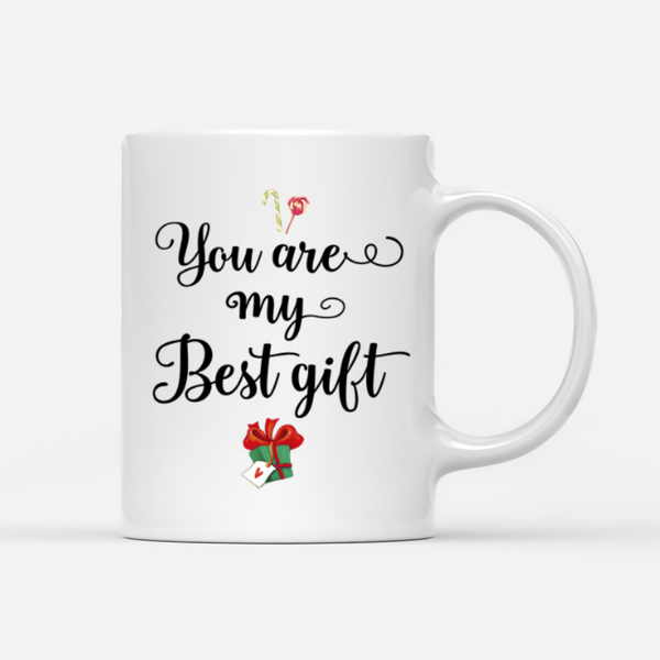 Mom And Daughter - You Are My Best Gift - Personalised Mug
