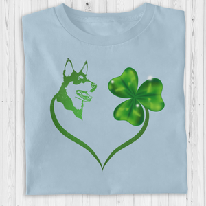 Patrick's Day Personalised Dog Shirt