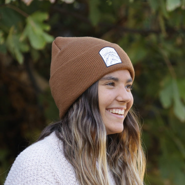 Classic Adventurer Beanie - Brown