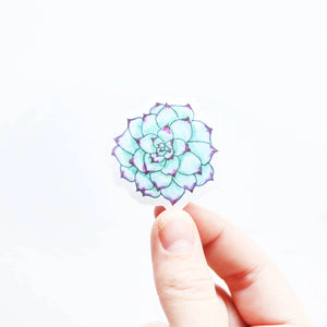 Mini Succulent Sticker