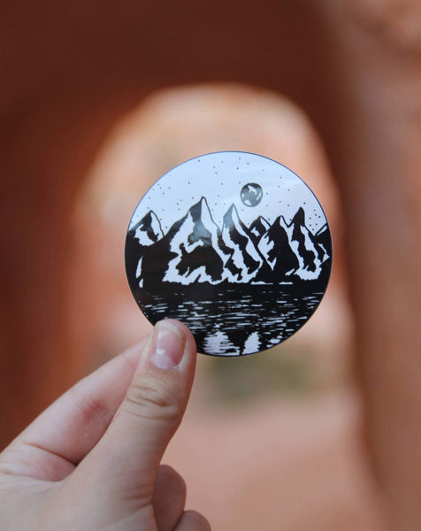Mountain Sticker Pack