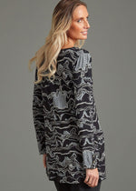 Load image into Gallery viewer, Adini Murakami Print Naomi Tunic