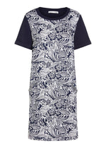 Load image into Gallery viewer, Oui Tropical Print Dress