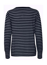 Load image into Gallery viewer, Fransa Striped Cotton Knit