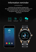 Load image into Gallery viewer, LIGE SMARTWATCH Waterproof Fitness Tracker Heart Rate Blood Pressure Monitor Pedometer
