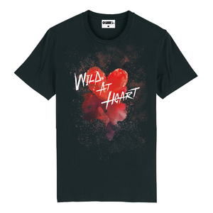 Dash Berlin Wild at Heart T-shirt in Black