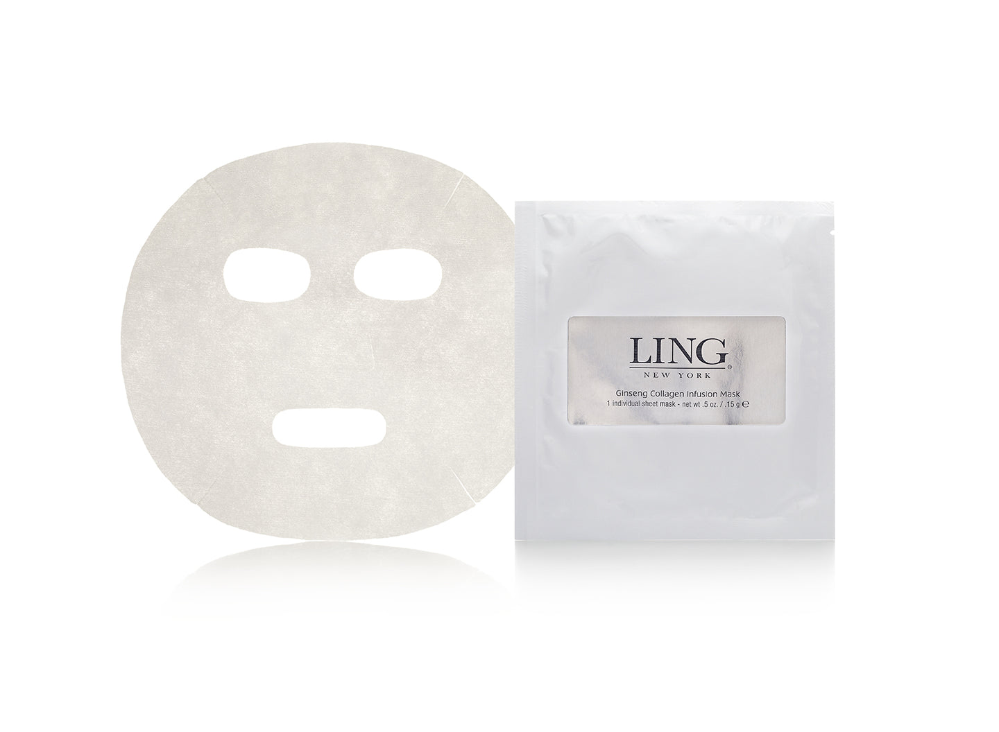 Ginseng Collagen Infusion Mask