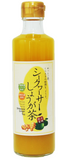 Shikuwasa & Ginger Tea ~ Warm Up and Cleanse Up ~ 330 ml