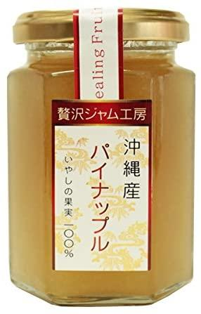 Healing Fruit Jam ~ Okinawan Healing Fruit for the Soul ~ Four Flavors