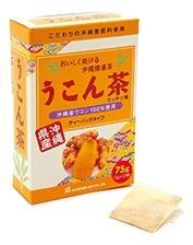 Turmeric Tea ~ Traditional Okinawan Tea Series ~ 25 tea bags