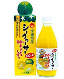 Shikuwasa Juice ~ No  Added Sugar, Okinawa Grown ~ 360 ml