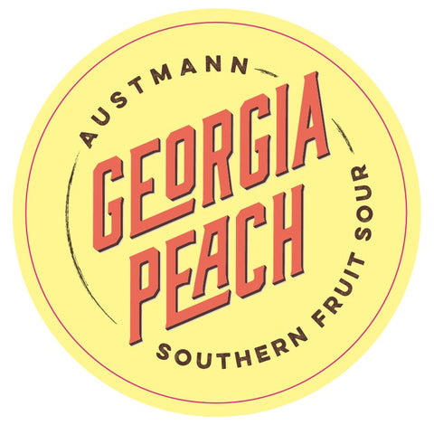 Georgia Peach - Southern Fruit Sour (20L KeyKeg)