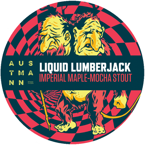 Liquid Lumberjack - Imperial Maple-Mocha Stout (20L KeyKeg)
