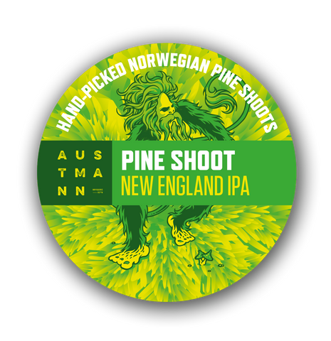 Pine Shoot - New England IPA (20L KeyKeg)